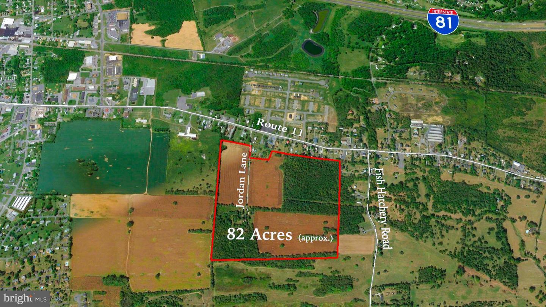 Photo of home for sale at 264 Jordan Lane, Inwood WV
