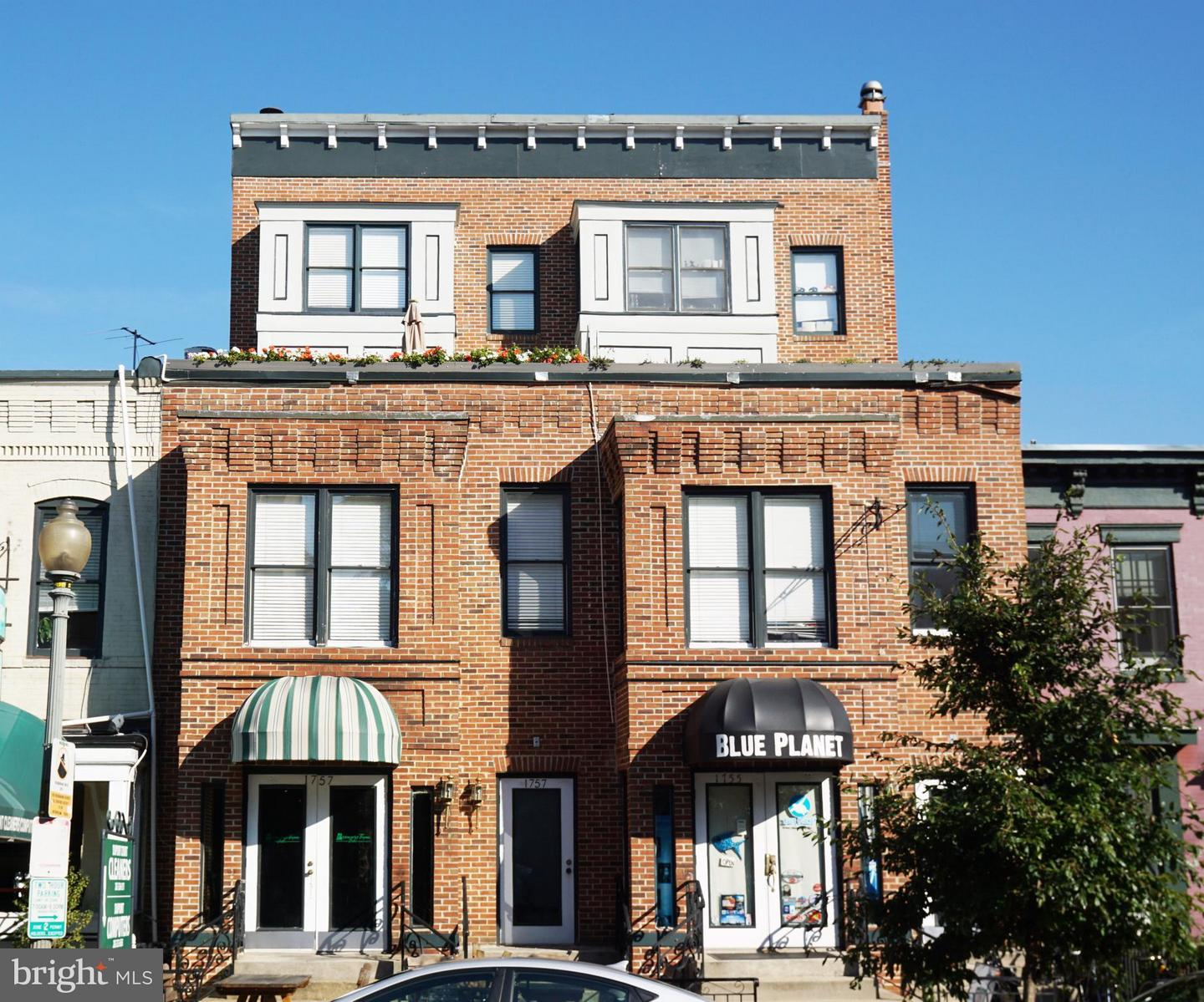 Other Residential for Rent at 1755 S St NW #6a Washington, District Of Columbia 20009 United States