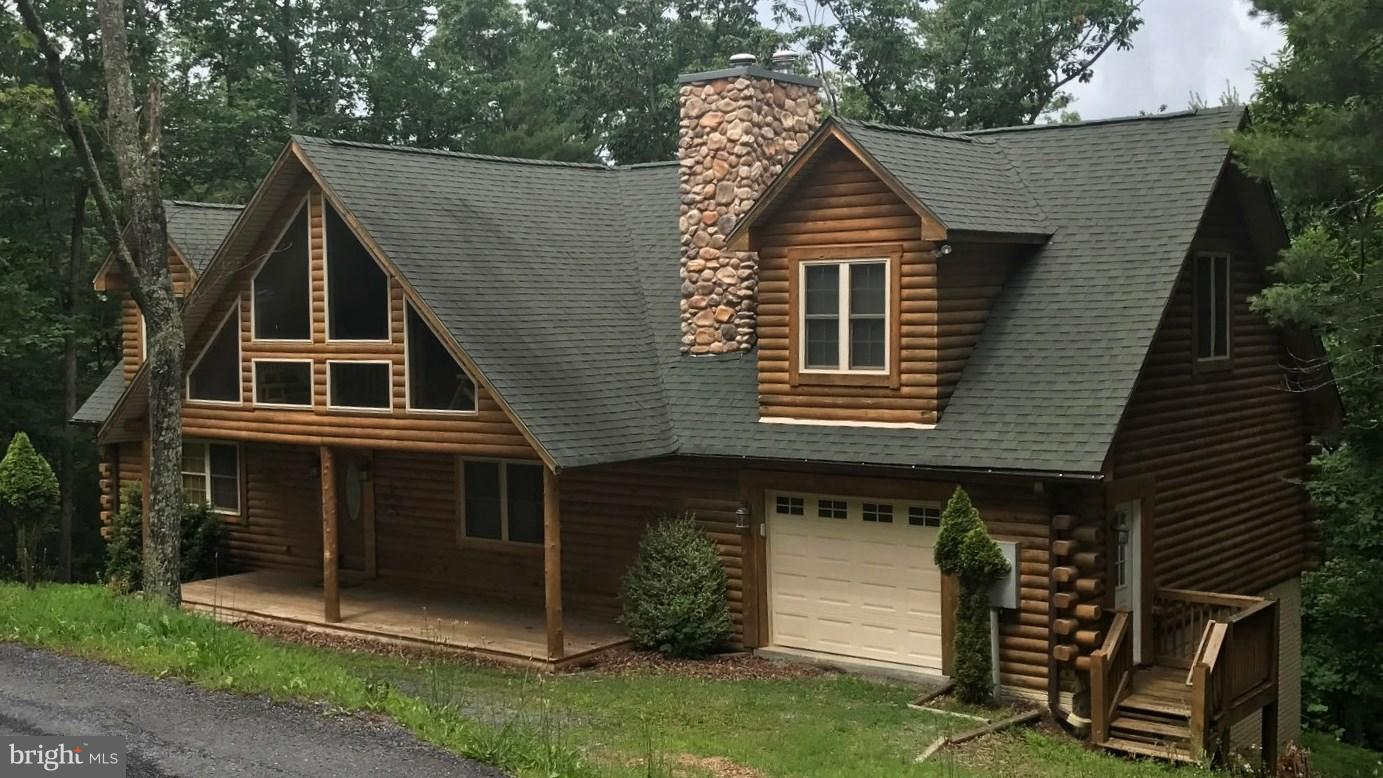 Single Family for Sale at 501 Brawley Ln Basye, Virginia 22810 United States