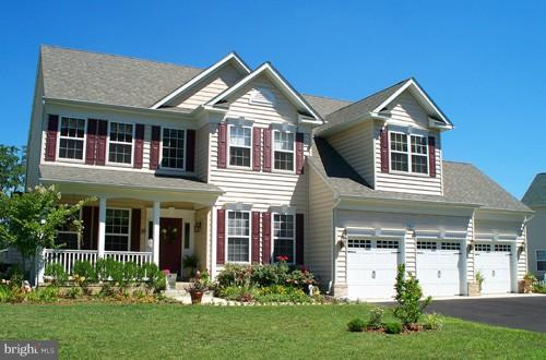 Photo of home for sale at 3265 Pageway Court, Huntingtown MD