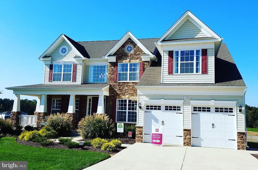 Photo of home for sale at 3260 Monroe Drive, Huntingtown MD