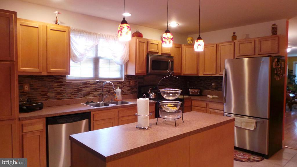 Kitchen - 444 RIDGE RD SE, WASHINGTON