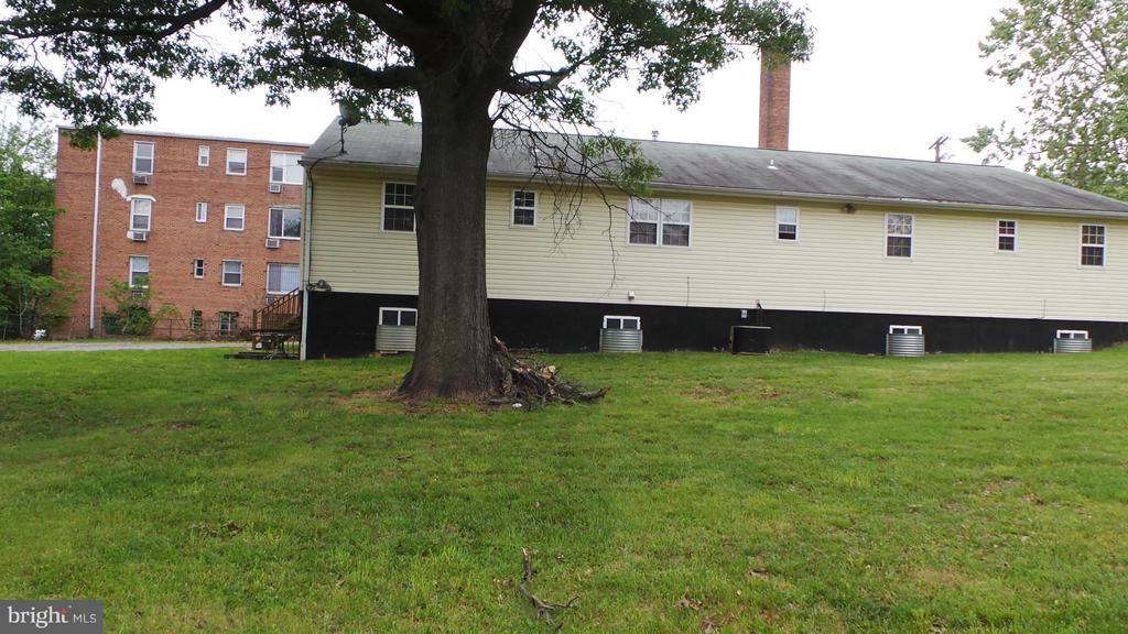 Exterior (Rear) - 444 RIDGE RD SE, WASHINGTON