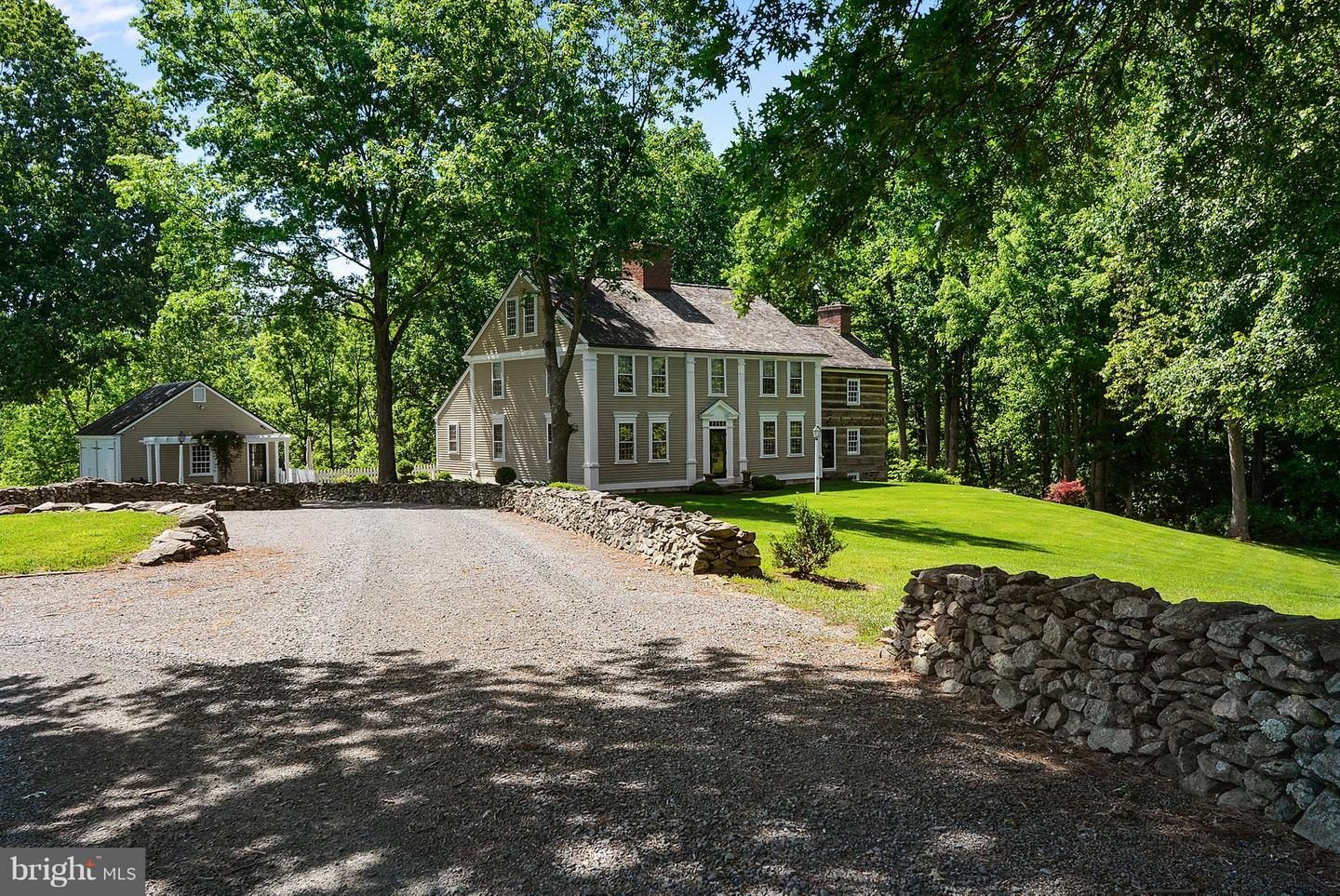 Single Family Home for Sale at 35571 Millville Road 35571 Millville Road Middleburg, Virginia 20117 United States