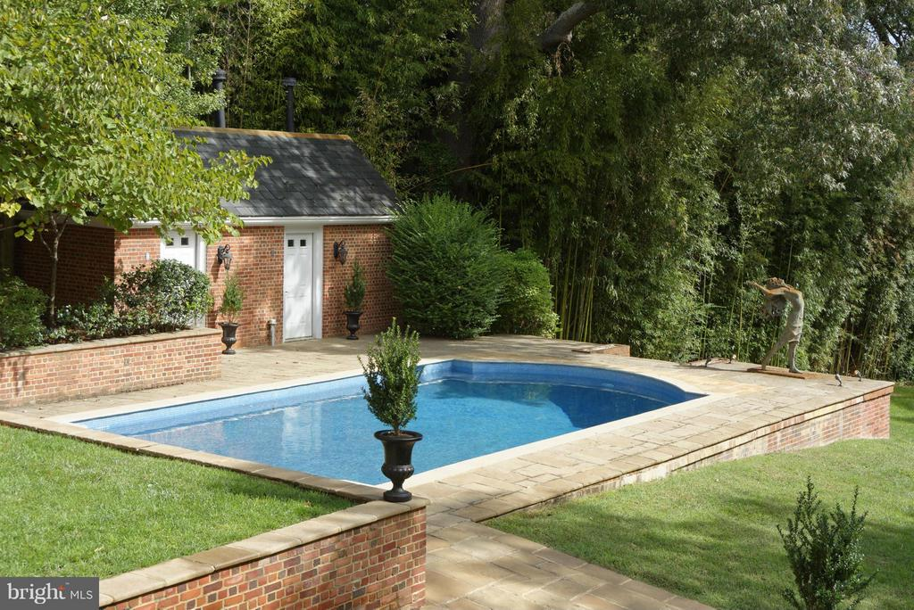 Pool - 820 HERBERT SPRINGS RD, ALEXANDRIA