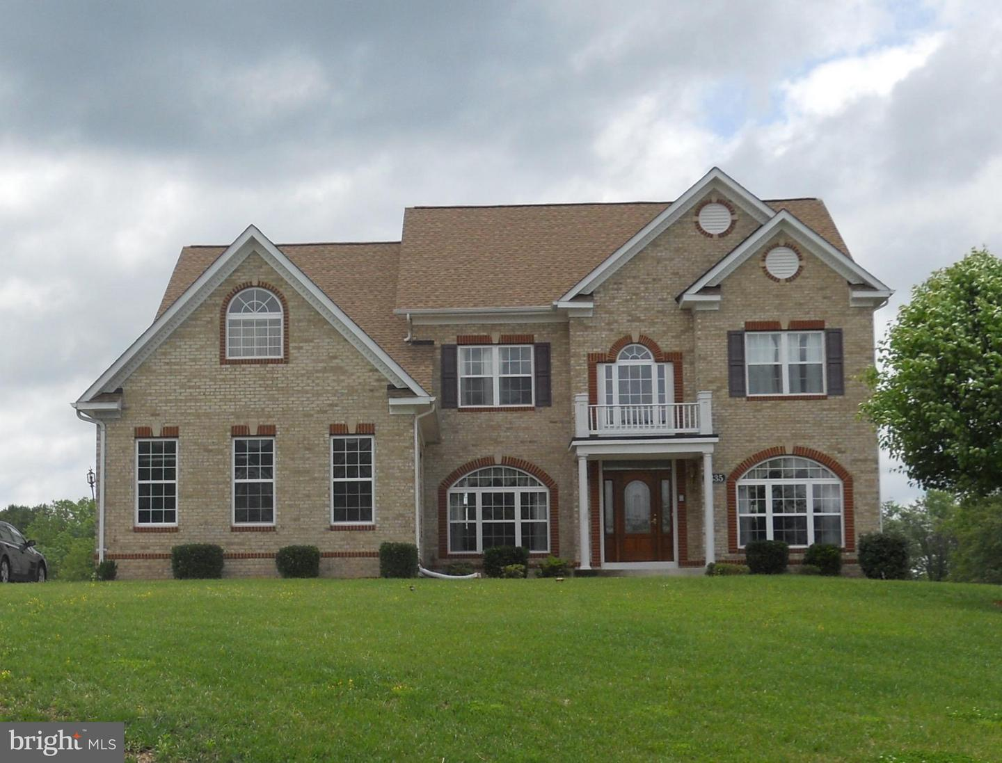 Single Family for Sale at 15502 Over Land Ct Aquasco, Maryland 20608 United States
