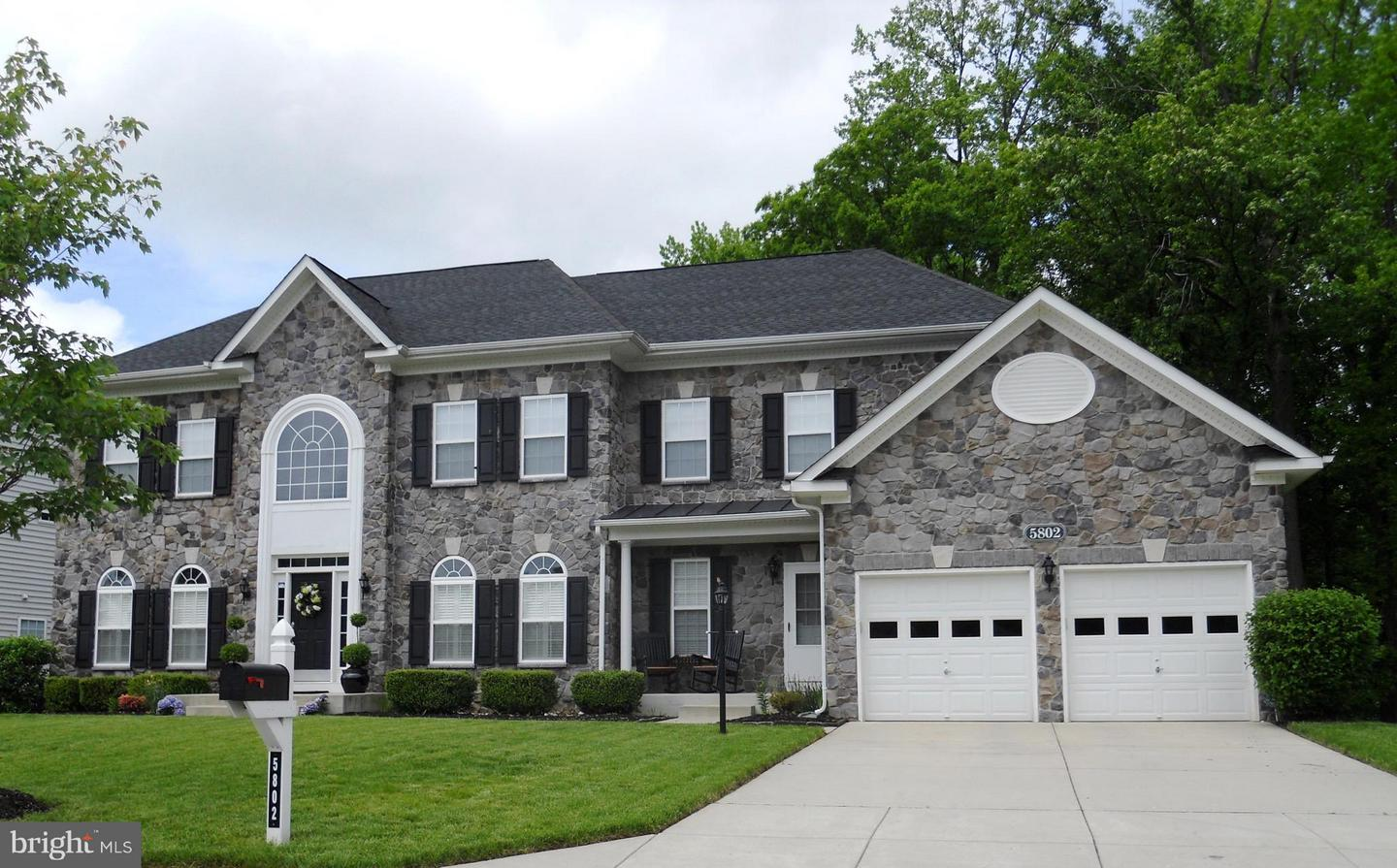 Single Family for Sale at 15504 Over Land Ct Aquasco, Maryland 20608 United States