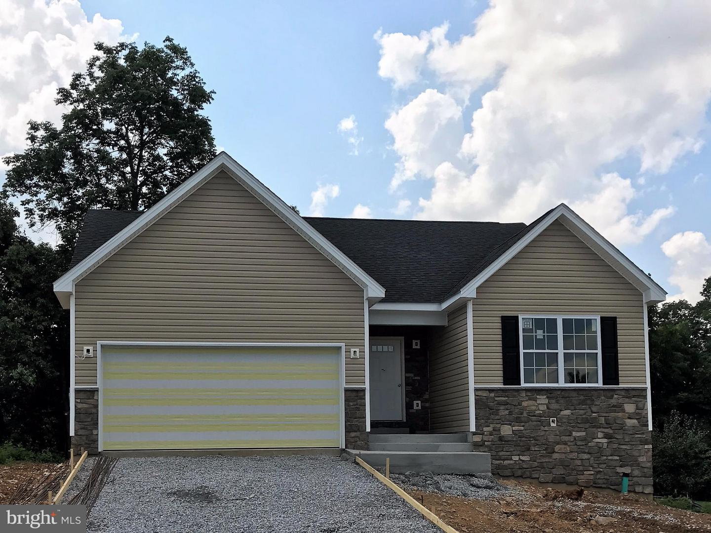 Photo of home for sale at Gordon Drive, Hedgesville WV