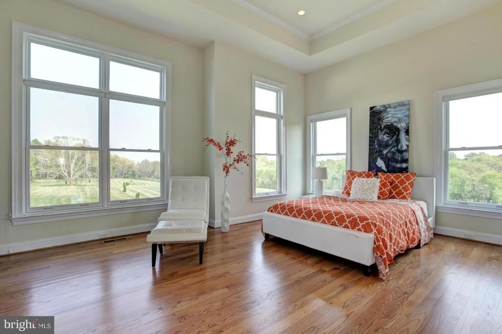 Main Level En Suite Bedroom - 15325 MASONWOOD DR, GAITHERSBURG