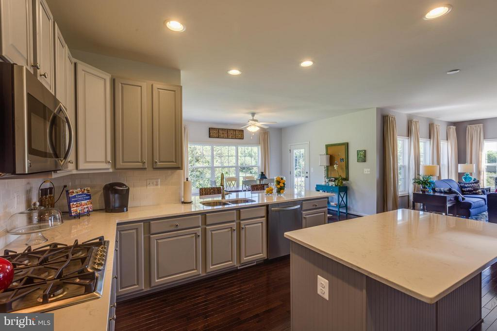 Featuring Quartz Countertops and Morning Rm. Ext. - 0 SNOWY EGRET WAY, FREDERICKSBURG