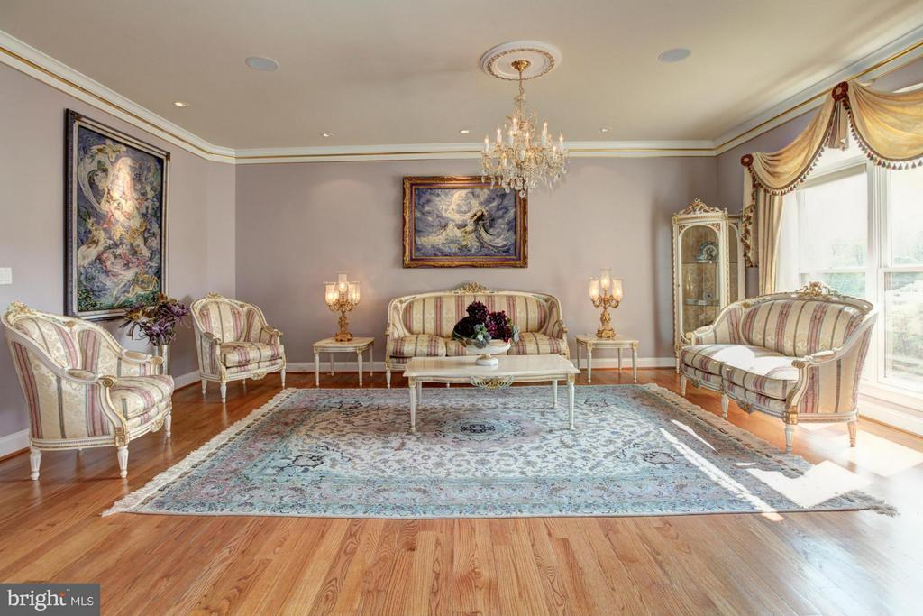 Reception Room - 15325 MASONWOOD DR, GAITHERSBURG
