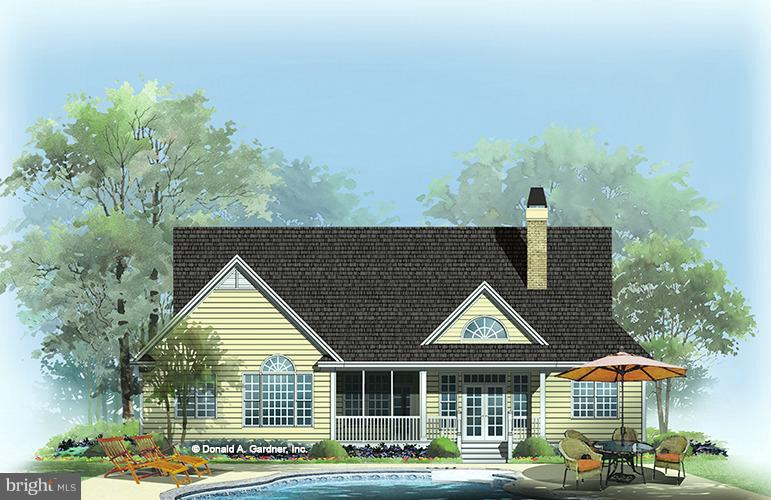Exterior (Rear) - 7205 WOODVILLE RD, MOUNT AIRY