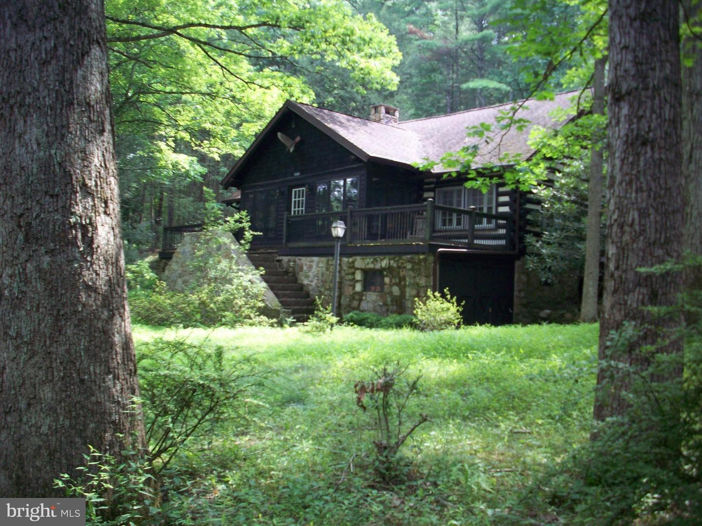 Photo of home for sale at 10436 Golf Course Road, Fayetteville PA