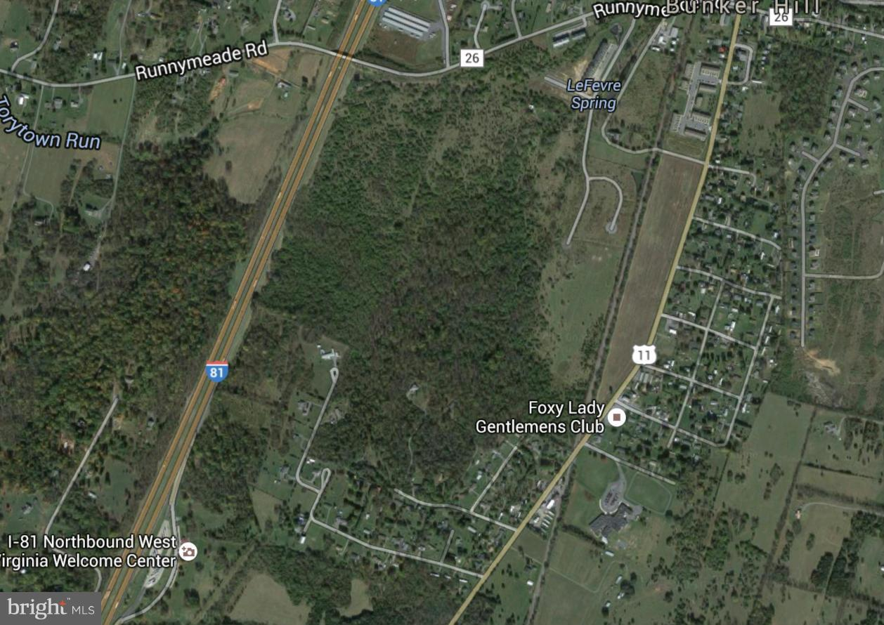 Land for Sale at Boyds Crossing Bunker Hill, West Virginia 25413 United States