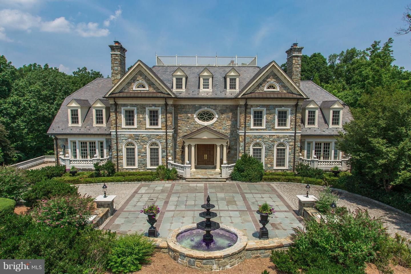 Single Family Home for Sale at 7984 Georgetown Pike 7984 Georgetown Pike McLean, Virginia 22102 United States