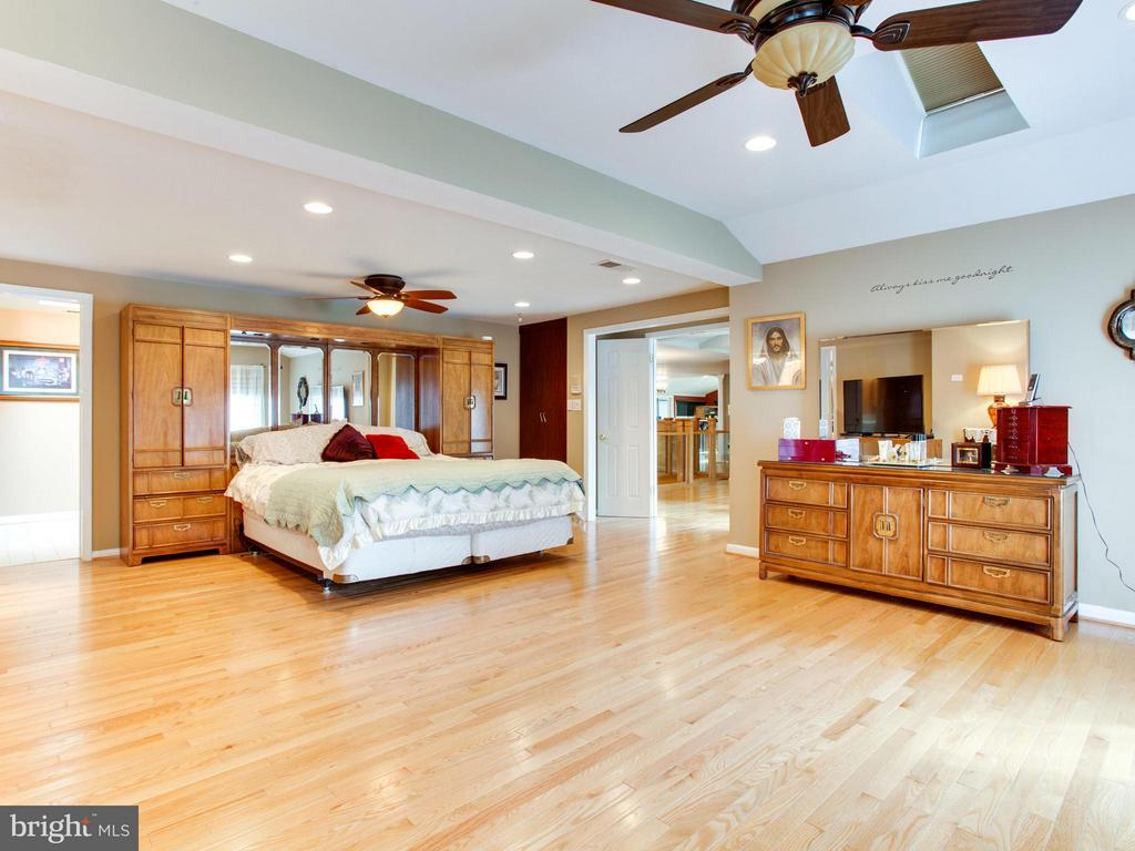 Bedroom (Master) - 3815 DELASHMUTT DR, HAYMARKET