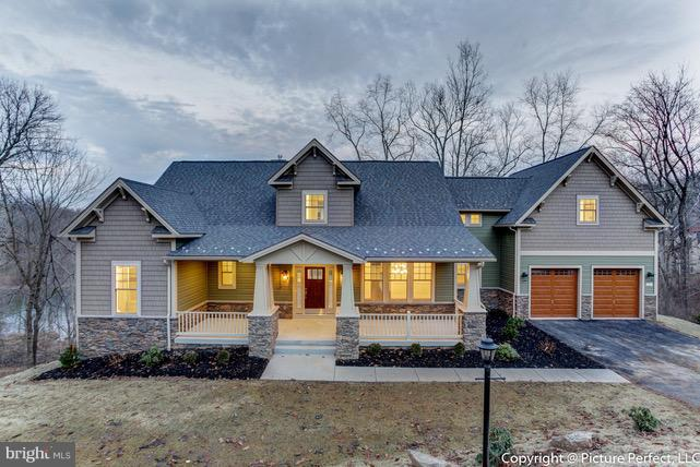 Exquisite new home build - tons of character - 6795 ACCIPITER DR, NEW MARKET