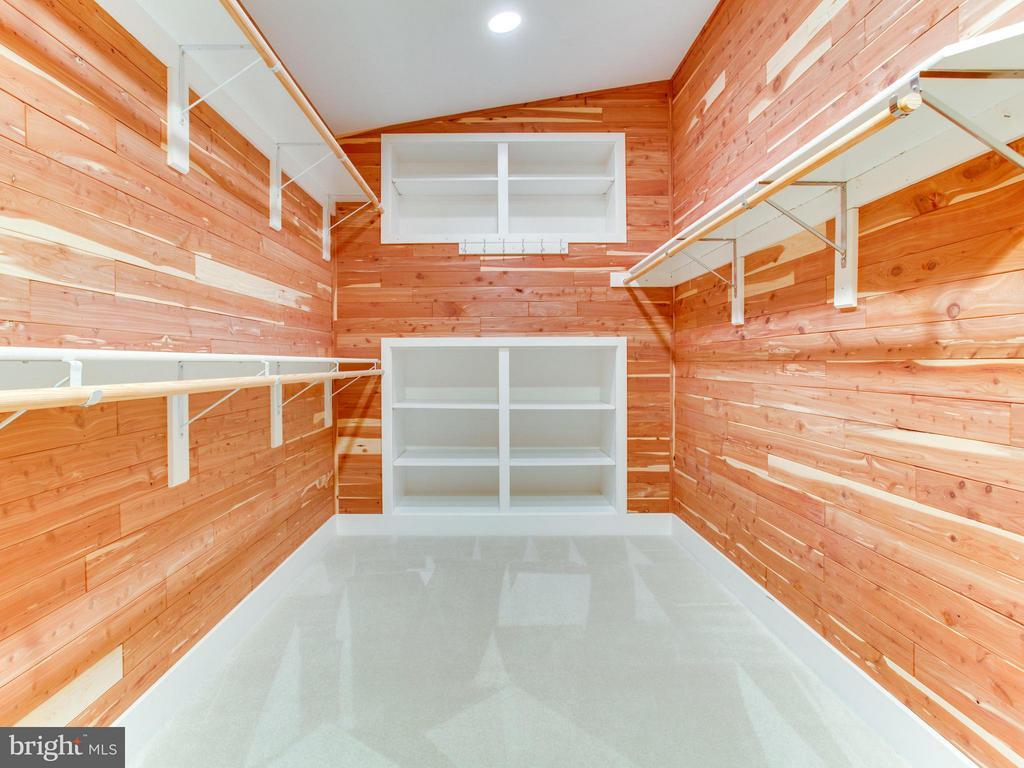 Cedar Closet(s) - 3815 DELASHMUTT DR, HAYMARKET