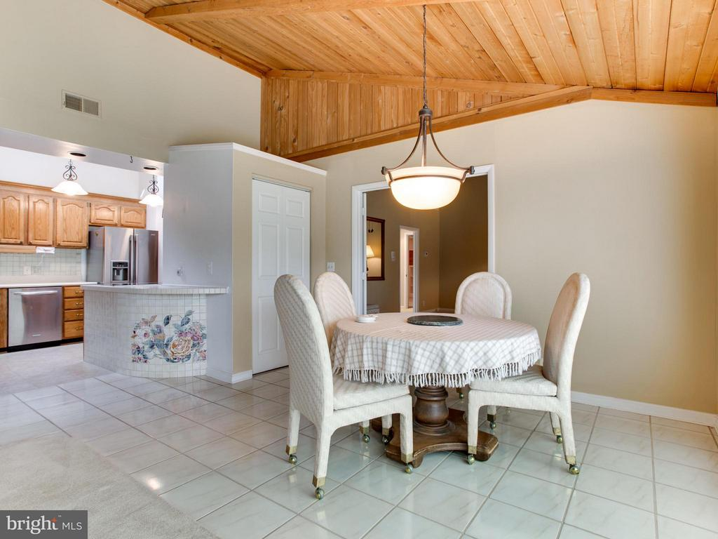 2nd Living/Dining room - 3815 DELASHMUTT DR, HAYMARKET