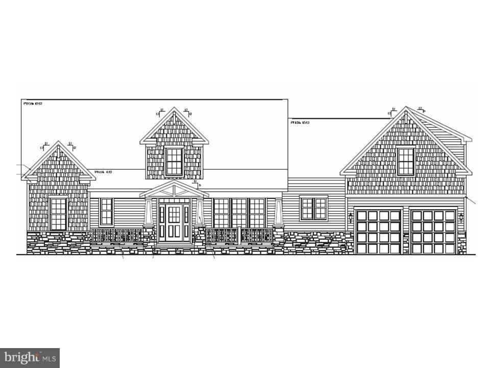 Home to be Built - Lot backing to greenspace - 6795 ACCIPITER DR, NEW MARKET