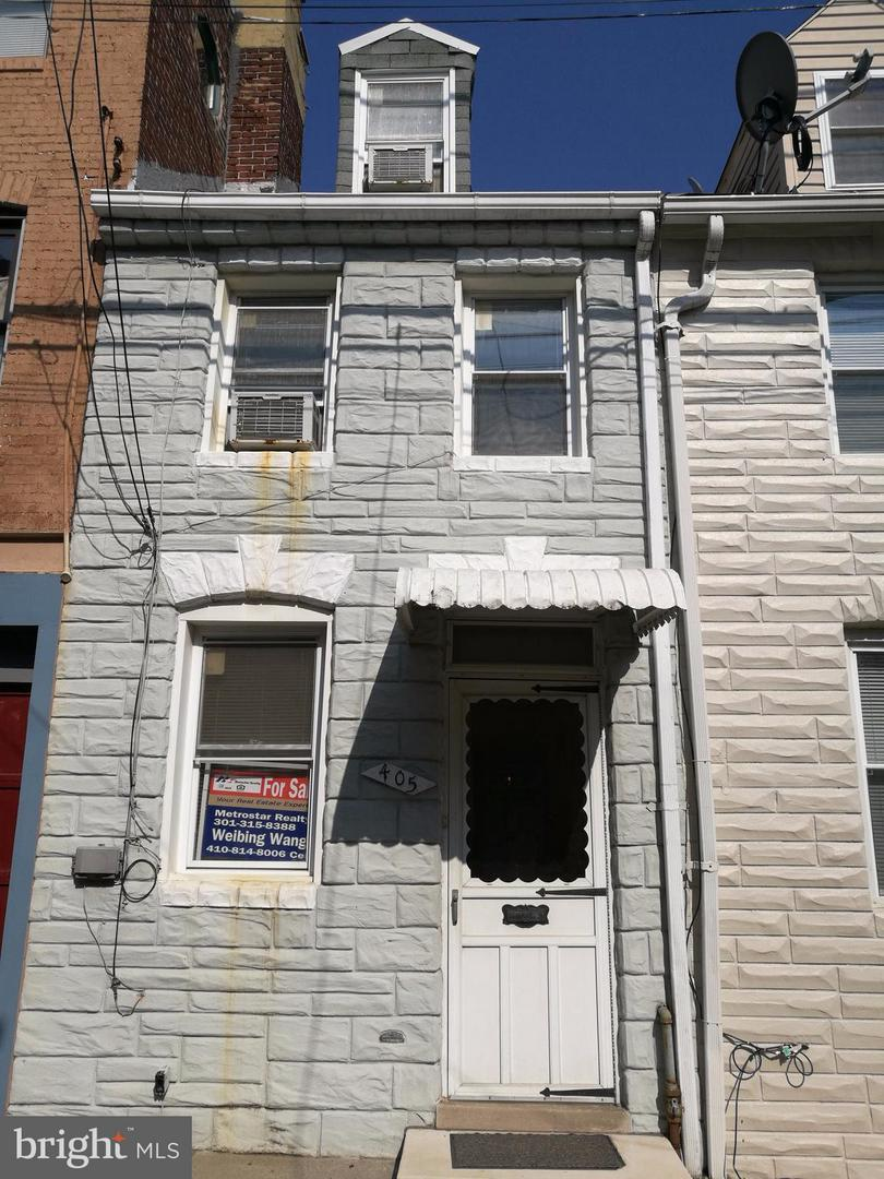 Photo of home for sale at 405 Durham Street S, Baltimore MD