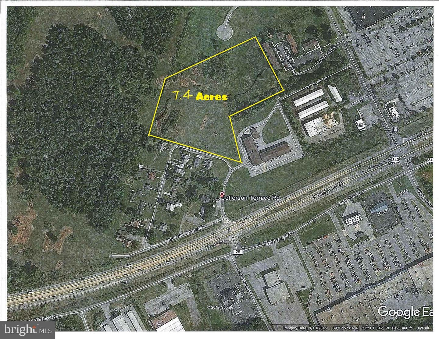 Land for Sale at Charles Town, West Virginia 25414 United States