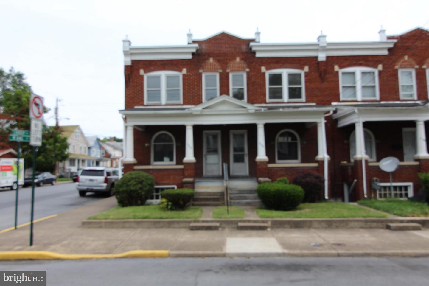 Photo of home for sale at 750 King Street, Martinsburg WV