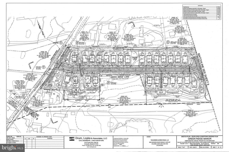 Land for Sale at 7345 Green Acres Dr Glen Burnie, Maryland 21060 United States