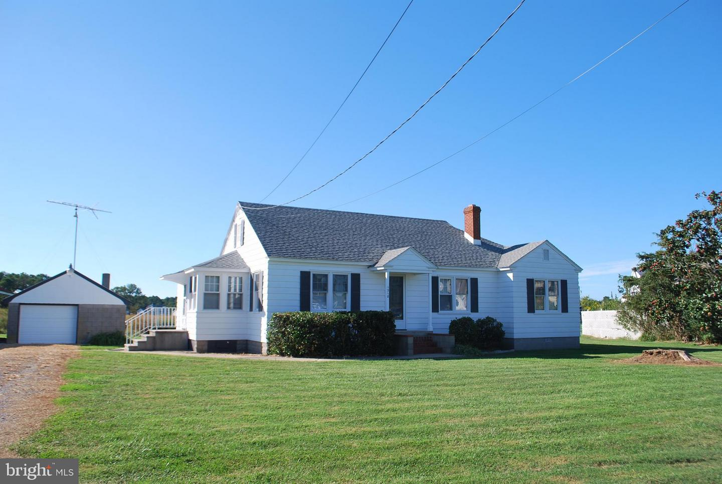 Single Family for Sale at 1218 Old Madison Road Rd Madison, Maryland 21648 United States