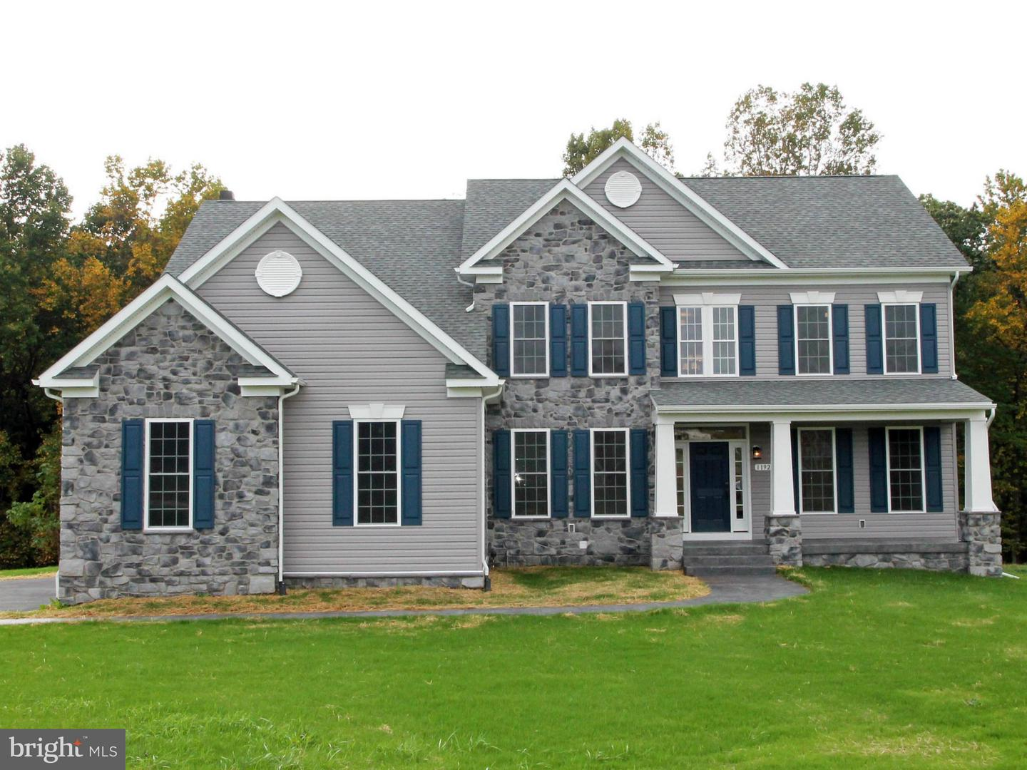 Single Family for Sale at 2341 Walnut Springs Ct White Hall, Maryland 21161 United States