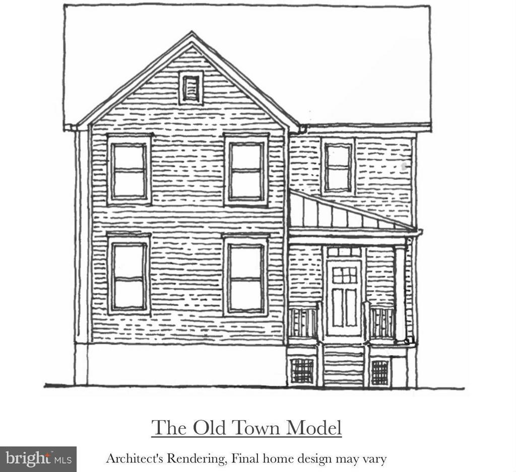 The Old Town Model - 4708 HOWARD LN, COLLEGE PARK