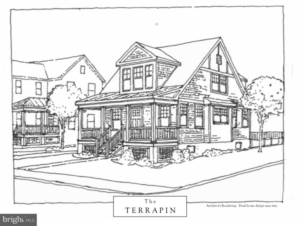 The Terrapin Model - 4710 HOWARD LN, COLLEGE PARK