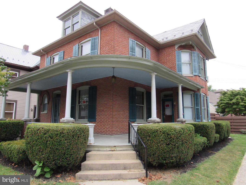 Single Family for Sale at 360 Baltimore St E Greencastle, Pennsylvania 17225 United States