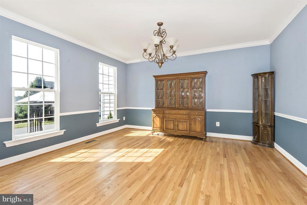 Large Formal Dining Room - 6830 WOODCREST RD, NEW MARKET