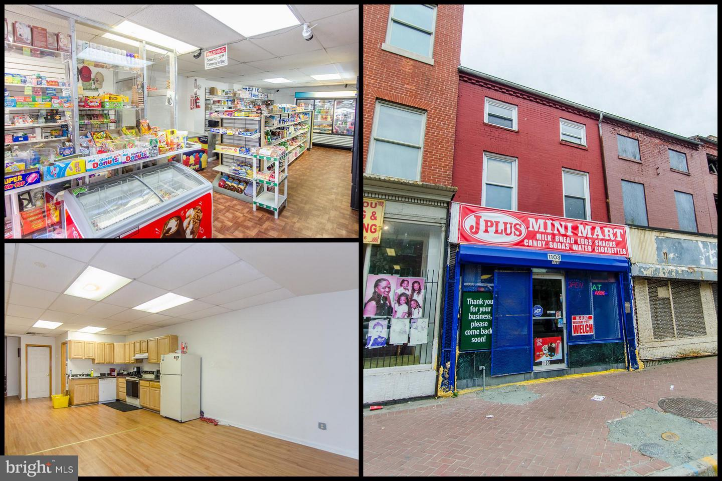 Other Residential for Sale at 1103 Baltimore St W Baltimore, Maryland 21223 United States