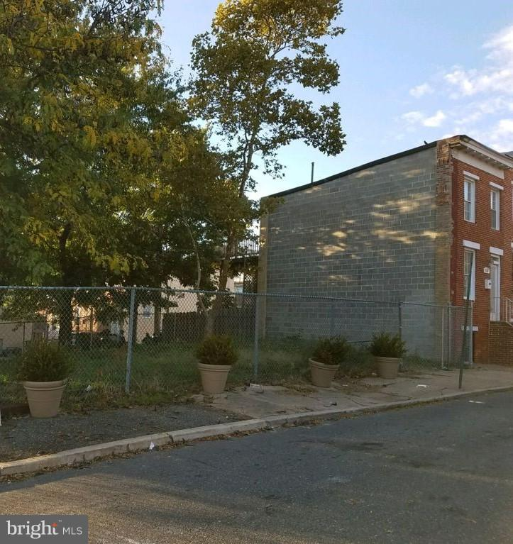 Land for Sale at 512 Archer St Baltimore, Maryland 21230 United States