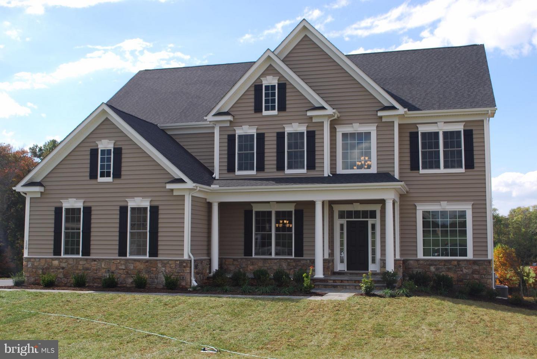 Single Family for Sale at 10808 Longacre Ln Stevenson, Maryland 21153 United States