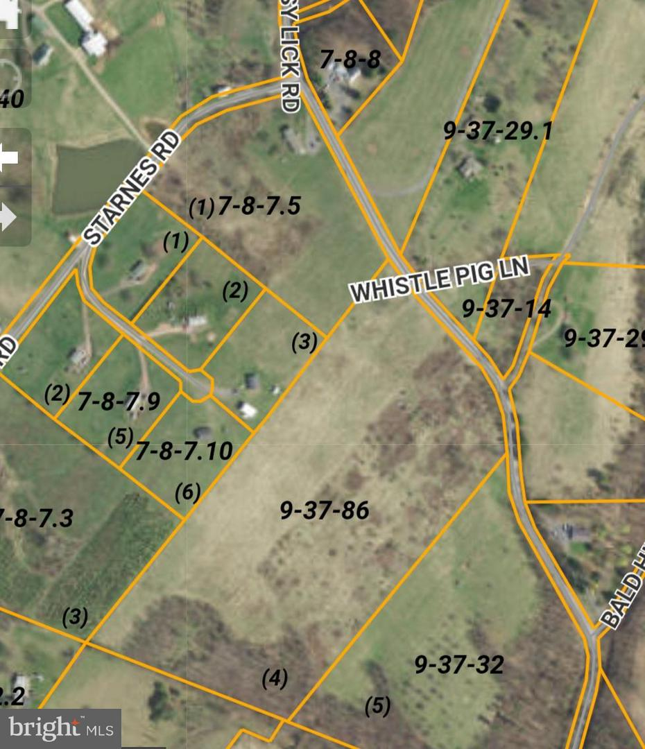 Land for Sale at Grassy Lick Rd Delray, West Virginia 26714 United States