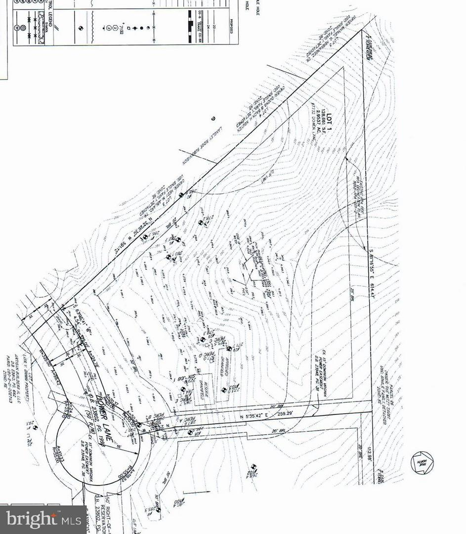 Land for Sale at 7732 Dower Ln McLean, Virginia 22102 United States