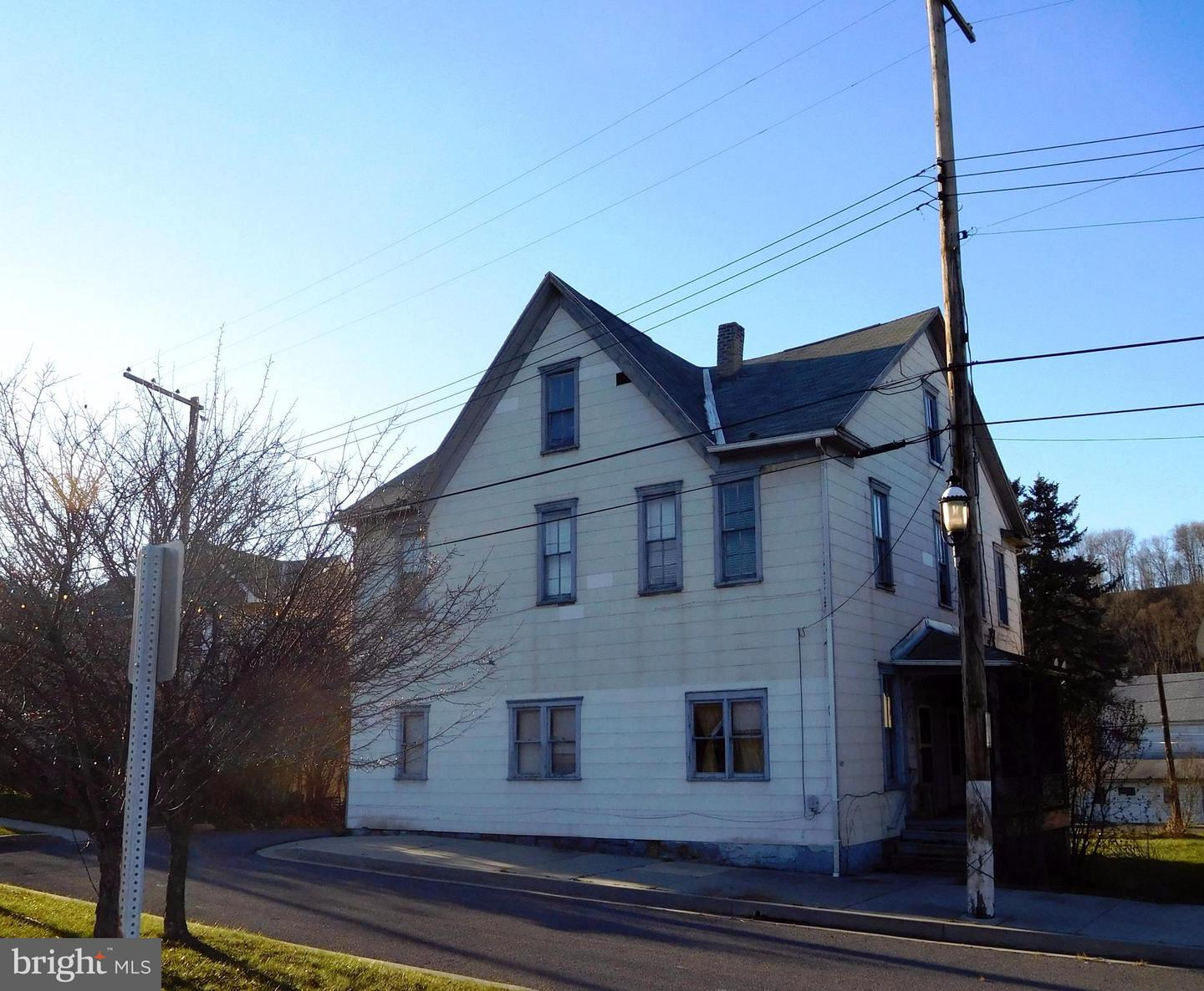 Other Residential for Sale at 14835 Main St Midland, Maryland 21542 United States