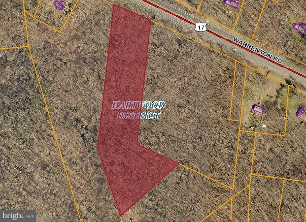 Land for Sale at 0 Warrenton Rd Falmouth, Virginia 22406 United States