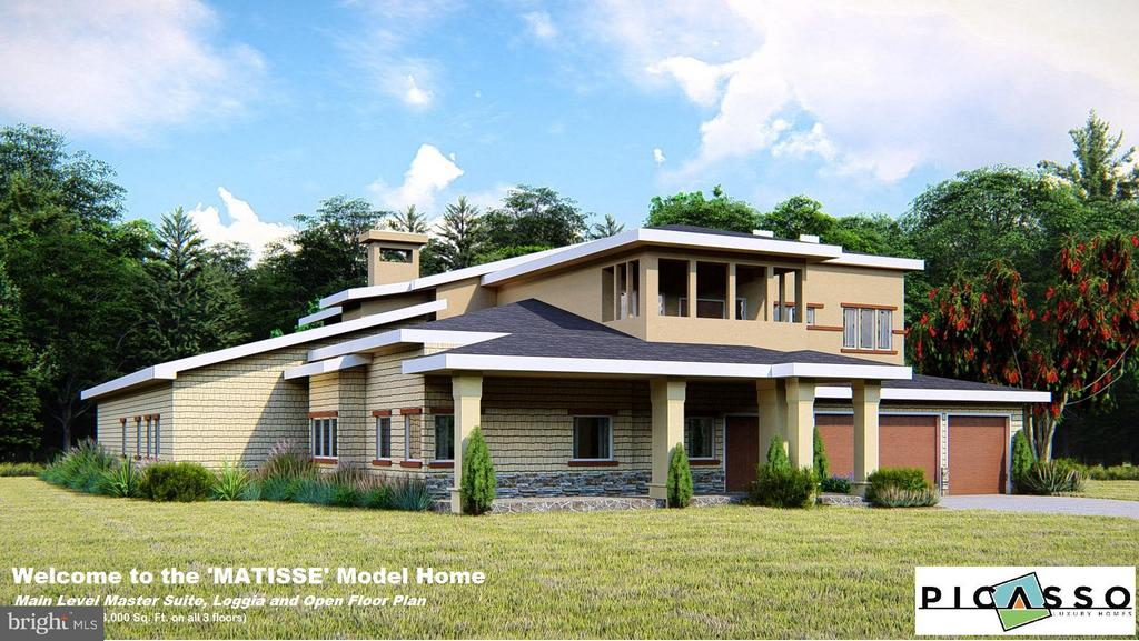 Illustrative Rendering - Colors may change - 7412B CLIFTON RD, CLIFTON