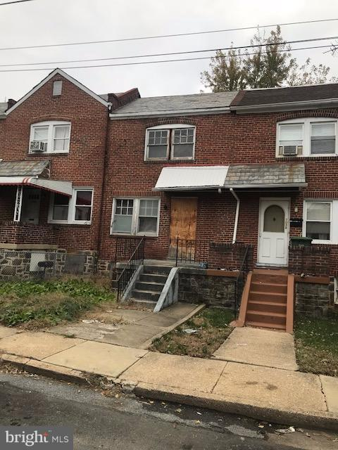 Single Family for Sale at 3040 Strickland St Baltimore, Maryland 21223 United States