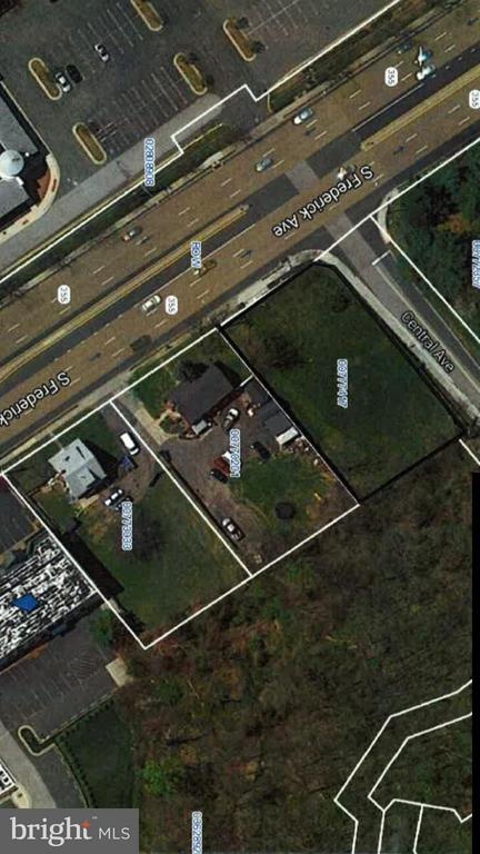 607  FREDERICK AVENUE S, Gaithersburg, Maryland