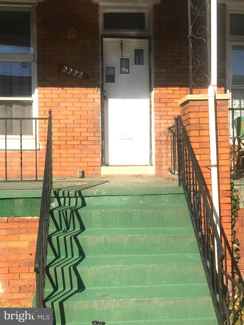 Single Family for Sale at 2222 Penrose Ave Baltimore, Maryland 21223 United States