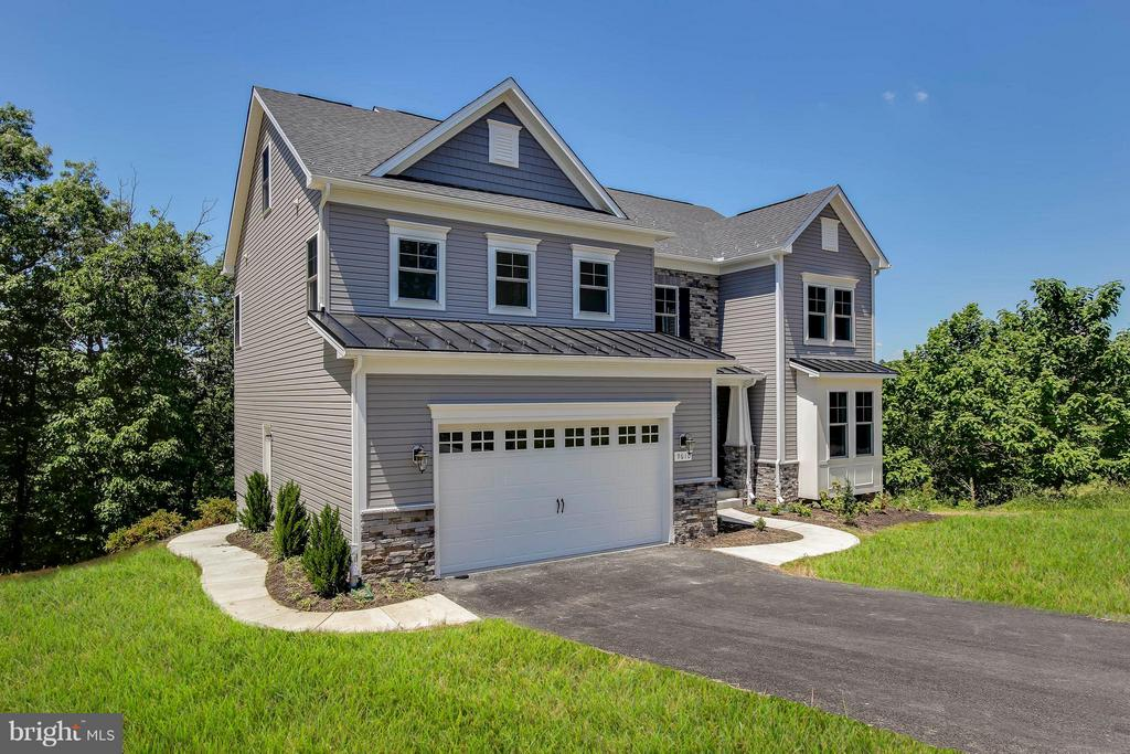 Suggested plan but many others available - 4736 OLD MIDDLETOWN RD, JEFFERSON