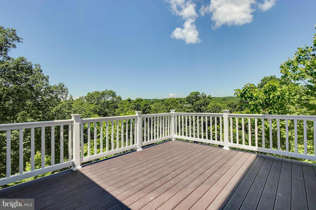 Deck included (non composite) - 4736 OLD MIDDLETOWN RD, JEFFERSON