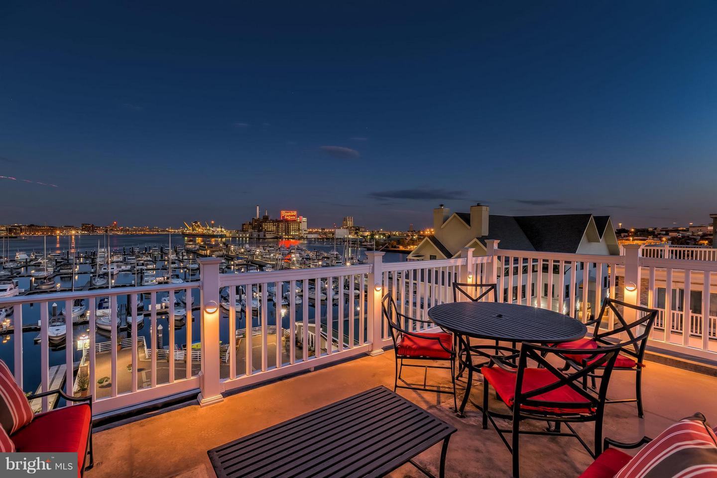 Single Family for Sale at 1200 Harbor Island Walk Baltimore, Maryland 21230 United States