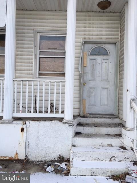 Single Family for Sale at 4706 Curtis Ave Baltimore, Maryland 21226 United States