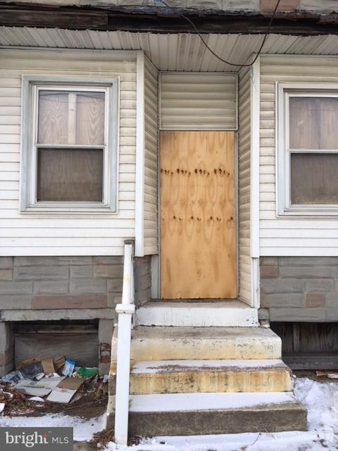 Single Family for Sale at 4708 Curtis Ave Baltimore, Maryland 21226 United States
